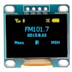 Ecran 0.96 OLED I2C