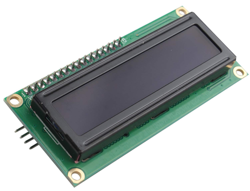 Ecran LCD1602 avec module I2C