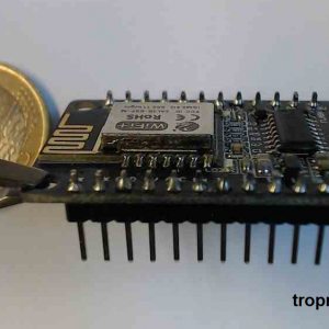 ESP8285 NodeMCU-M avec antenne wifi interne – broches soudées