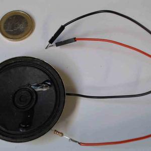 Kit haut-parleur pour Arduino