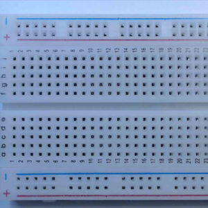 Plaque d'essais 400 points (Breadboard)