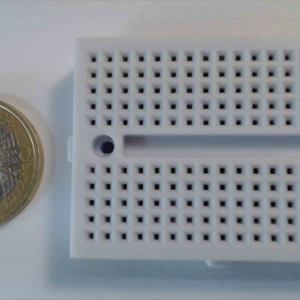 Mini plaque d'essais 170 points (Breadboard)